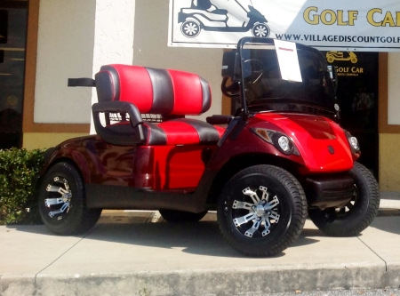 Roadster Golf Cart